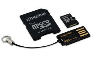 Kingston Mobility Kit Class 10 64 GB