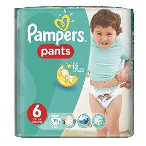 Pampers Carry Pack velikost 6 cena od 159 Kč