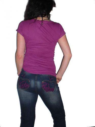 Apple Bottoms Purple Apple kalhoty