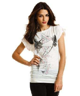 Armani Exchange Logo Tee triko