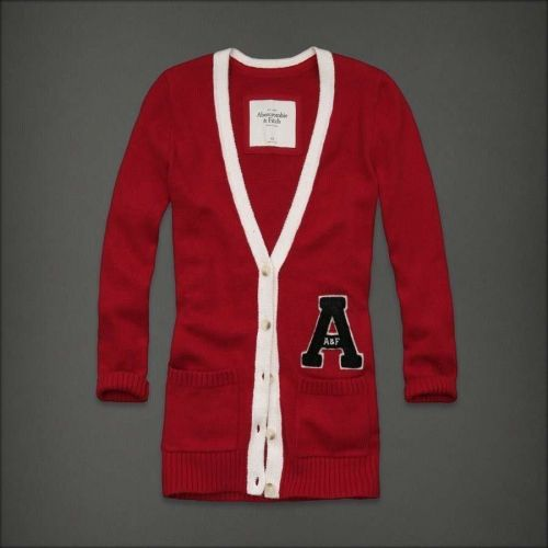 Abercrombie and Fitch Charlie Cardigan svetr