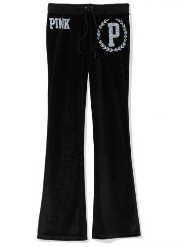Victoria´s Secret Velour Flare kalhoty