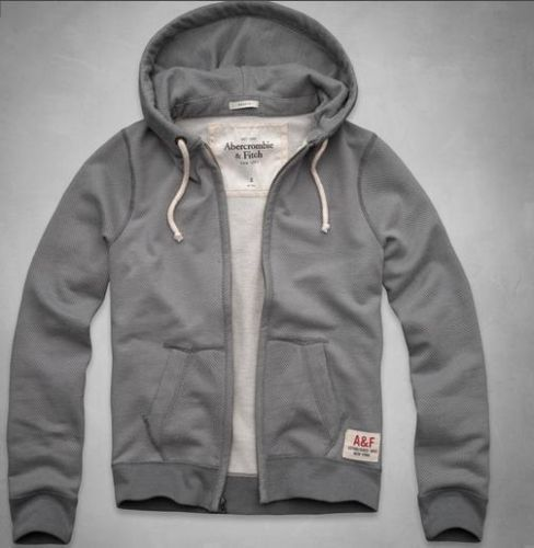 Abercrombie and Fitch Bartlett pond hoodie mikina
