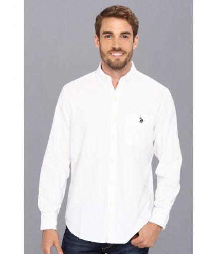 U.S. Polo Assn. Solid Oxford košile
