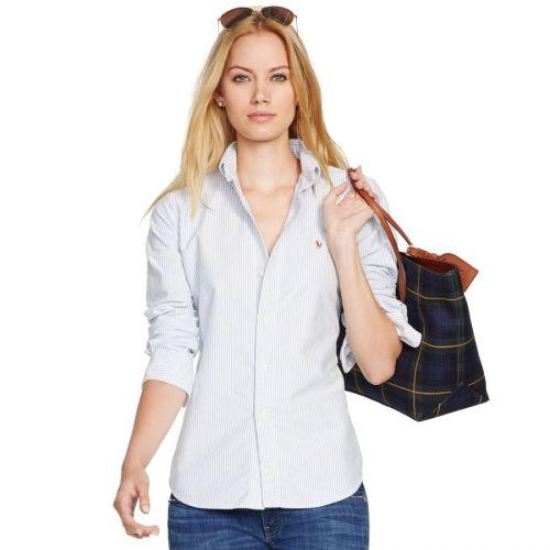 Ralph Lauren Custom Fit Striped košile