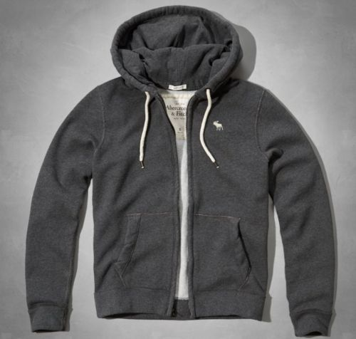 Abercrombie & Fitch Ausable River Hoodie mikina