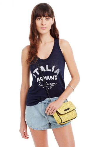 Armani Exchange Italia Tank Top tílko