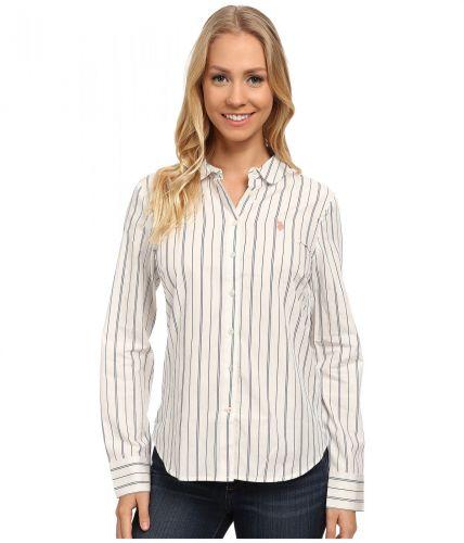 U.S. Polo Assn. Vertical Stripe Dobby košile