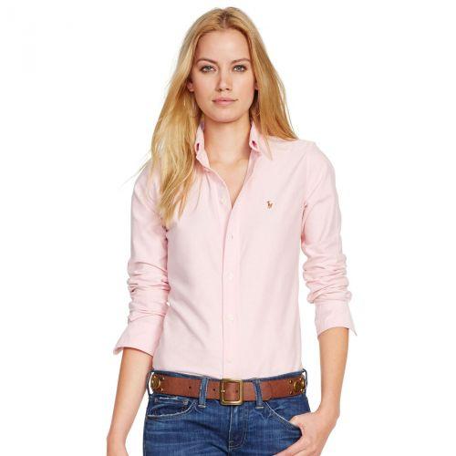 Ralph Lauren Custom Fit Oxford košile