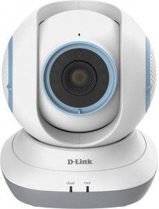 D-Link DCS-855L Baby Monitor HD 360