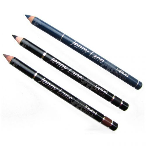 Jenny Lane Měkká oční tužka ve dřevě různé odstíny