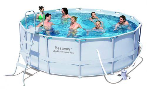 Bestway Bazén 427 x 122 cm