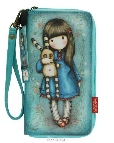 Santoro Hush Little Bunny peněženka