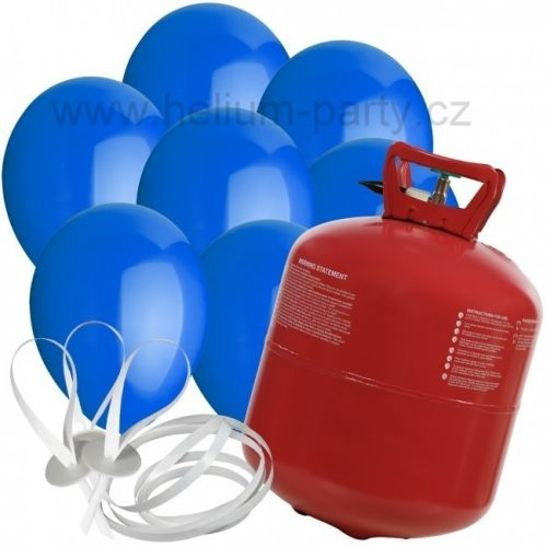 Worthington Industries EU Helium Balloon Time + 30 modrých balónků cena od 999 Kč