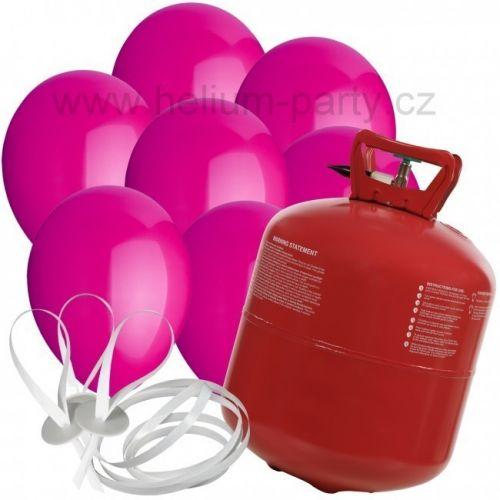 Worthington Industries EU Helium Balloon Time + 50 růžových balónků cena od 1329 Kč