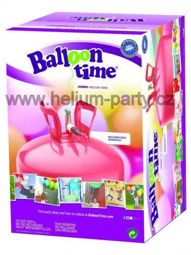 Worthington Industries EU Helium do balonků Balloon Time 50 cena od 1199 Kč