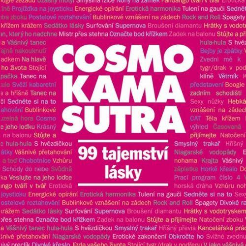 Cosmo Kamasutra - 99 tajemství lásky cena od 101 Kč
