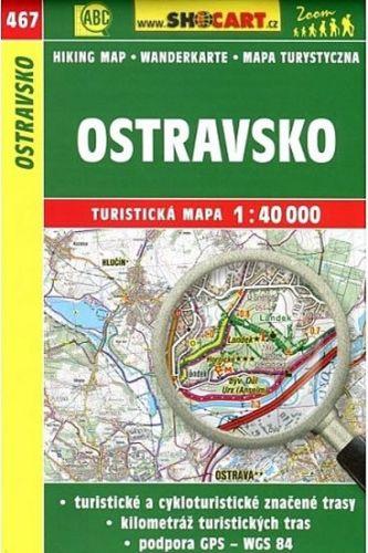 --- Neznámé nakladatelství --- Ostravsko 467 cena od 65 Kč