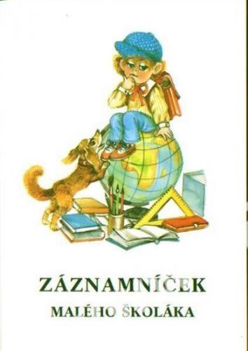 Vítězslava Klimtová: Záznamníček malého školáka cena od 14 Kč