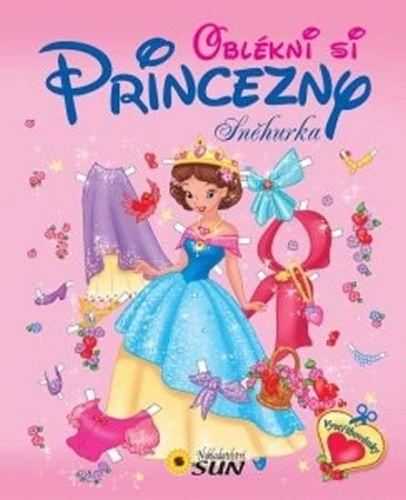 SUN Oblékni si princezny - Sněhurka cena od 62 Kč