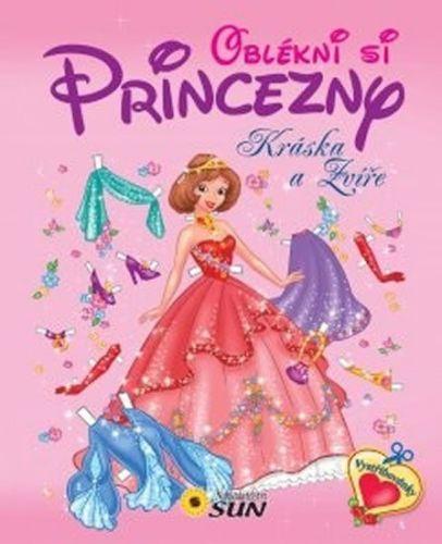 SUN Oblékni si princezny - Kráska a zvíře cena od 61 Kč