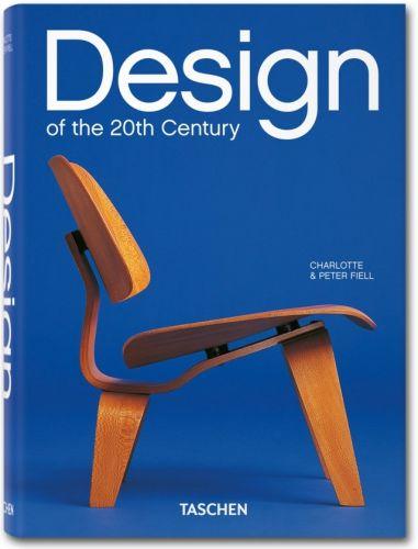 TASCHEN Design of the 20th Century cena od 420 Kč