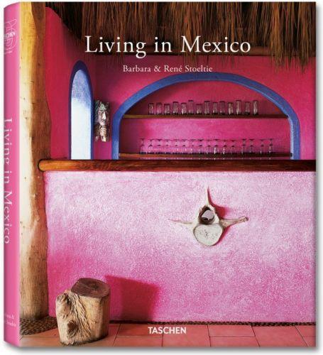 TASCHEN Living in Mexico cena od 280 Kč
