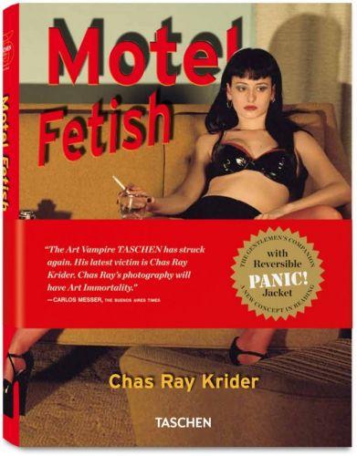 Chas Ray Krider: Motel Fetish cena od 430 Kč