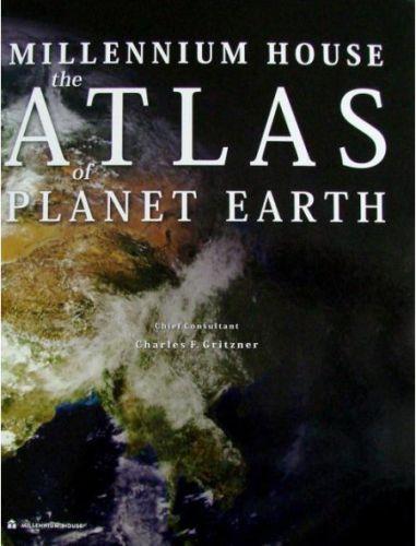 Charles F. Gitzner: The Atlas of Planet Earth cena od 1522 Kč