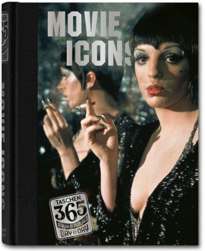 TASCHEN Day-by-Day: Movie Icons cena od 606 Kč
