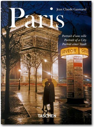 Jean Claude Gautrand: Paris cena od 223 Kč