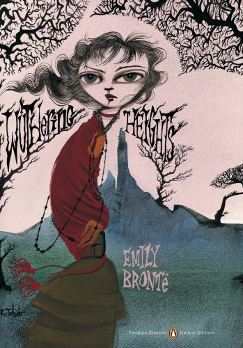 Emily Brontë: Wuthering Heights cena od 341 Kč
