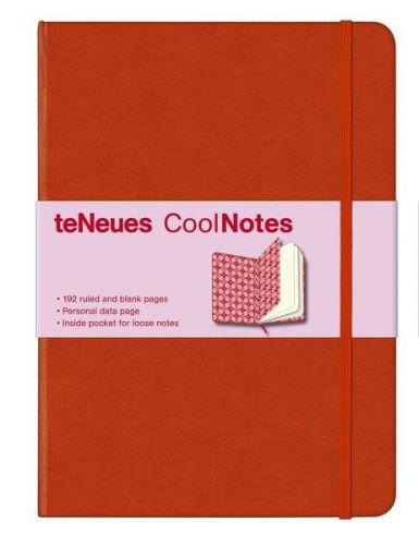 Zápisník CoolNotes Red/Argyle Rose velký cena od 186 Kč