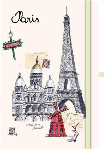 Martine Rupert: Green Jounal Paris Martine Rupert cena od 169 Kč