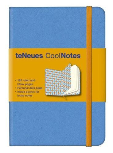 Zápisník CoolNotes Light Blue Argyle Blue malý cena od 127 Kč