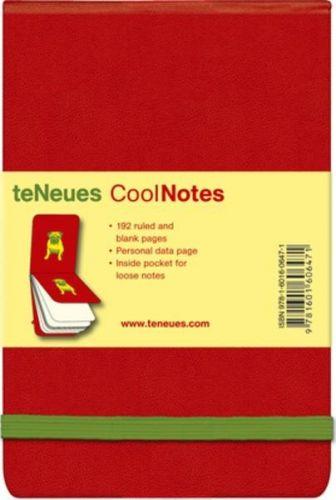 Zápisník CoolNotes Red Pug/Red & Yellow Pug, Flip Pad cena od 152 Kč