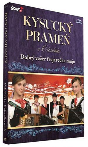 Kysucký pramen - DVD cena od 139 Kč