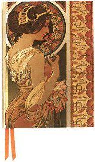 Flame Tree Publishing Co Ltd Zápisník - Mucha Cowslip cena od 169 Kč