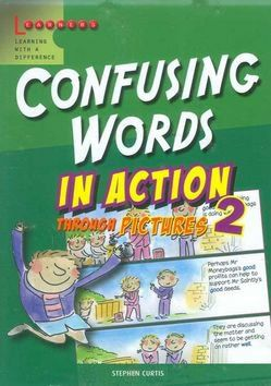 Stephen Curtis: Confusing Words in Action 2 cena od 205 Kč