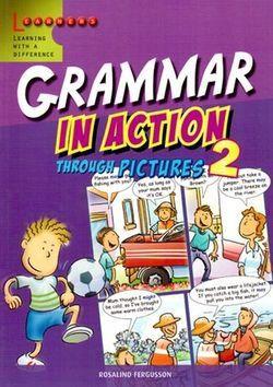 Rosalind Fergusson: Grammar in Action 2 cena od 200 Kč