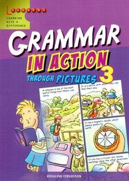 Rosalind Fergusson: Grammar in Action 3 cena od 223 Kč