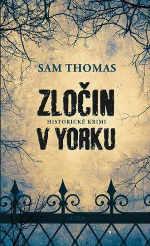 Sam Thomas: Zločin v Yorku cena od 238 Kč