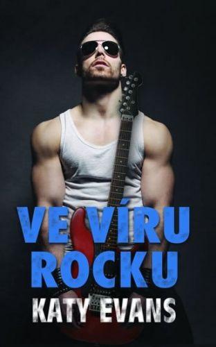 Evans Katty: Ve víru rocku cena od 58 Kč