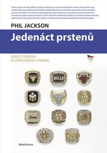 Phil Jackson: Jedenáct prstenů cena od 175 Kč