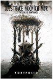 Martin Zhouf: Martin Zhouf: Ilustrace nočních můr - Portfolio cena od 505 Kč