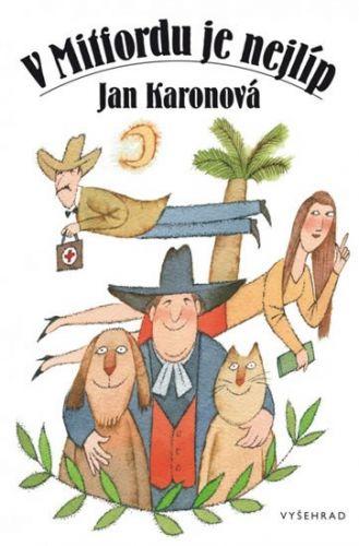 Jan Karon: V Mitfordu je nejlíp cena od 268 Kč