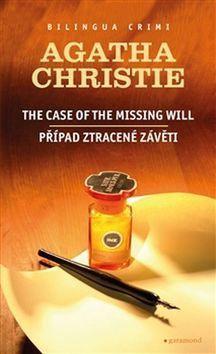 Agatha Christie: Případ ztracené závěti / The Case of the Missing Will cena od 144 Kč