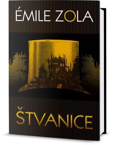 Émile Zola: Štvanice cena od 35 Kč