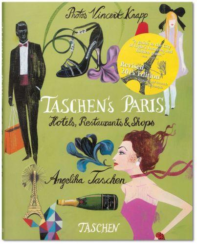 TASCHEN's Paris 2nd Edition cena od 598 Kč