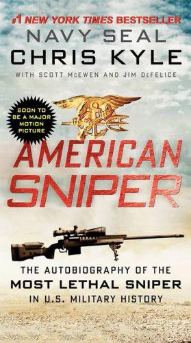 Chris Kyle: American Sniper cena od 141 Kč